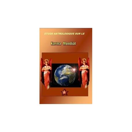 Etude Astrologie - Karma Mondial