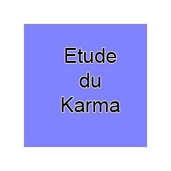 Etude du Karma